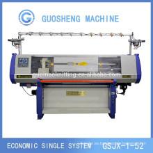 industrial máquina de tres agujas de punto