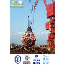 Excavator Lifting Equipment Mechanical Timber Grab