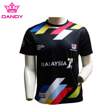 Farbsublimation Custom Rugby Teamwear