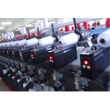Cone to Cone Soft Winding Machine