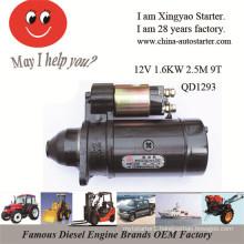 High Performance Engine Starter for Changfa& Hangchai Diesel Engine