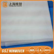 биоразлагаемый ноак короткого отрезка волокна / пла кукуруза волокно смываемым салфетки спанлейс нетканых