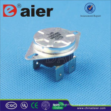 Doble poste 4 PIN 5A 10A 15A 250VAC regulador digital de temperatura del circuito KSD306 termostato 50 ~ 180 grados