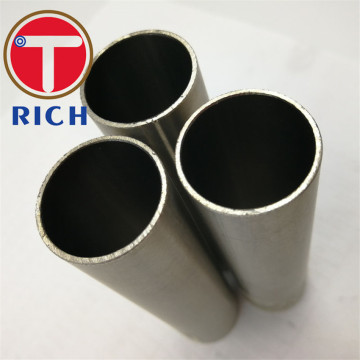 Inconel 600 625 Nickel Alloy Seamless Steel Tubes