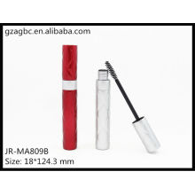 Charming&Empty Plastic Round Mascara Tube JR-MA809B, AGPM Cosmetic Packaging , Custom Colors/Logo