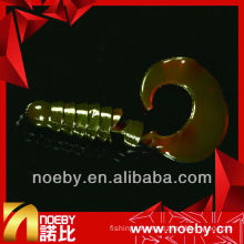 NOEBY fishing bait ABS plastic live silicone fishing lure