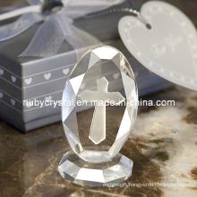 Crystal Cross Keepsake Wedding Favors (WF1010)