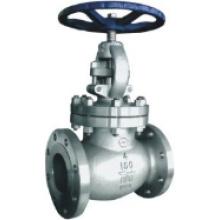 Válvula de Globo de acero industrial de gas de acero inoxidable
