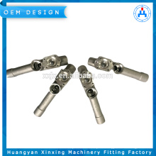 Piezas de fundición de aluminio del área industrial de A356 A360 AC2C OEM CAD / CAM / CAE
