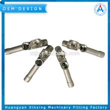 Peças industriais da carcaça de alumínio do CAD / CAM / CAE da área do OEM de A356 A360 AC2C
