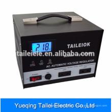lcd intelligent ac voltage stabilizer SVC-1500va