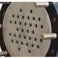Custom Precision Silicon Carbide Heat Exchanger