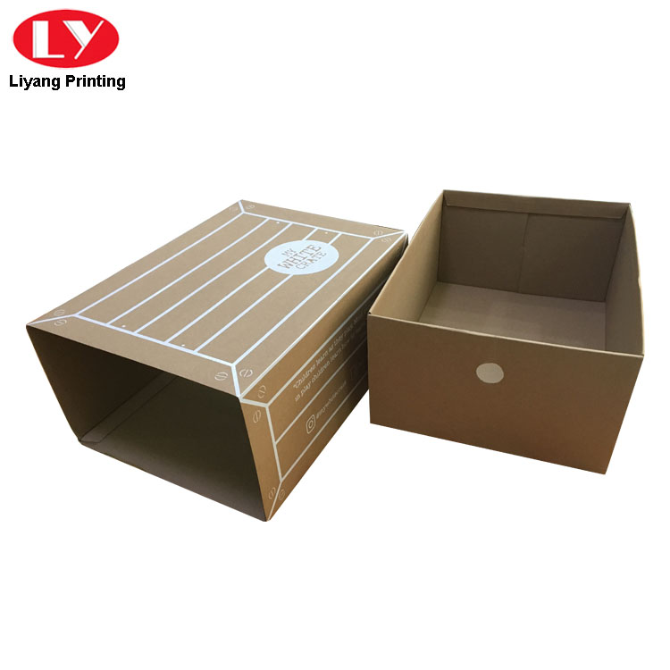 Shoe Box Packaging