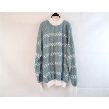 Женский простой кашемировый свитер