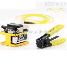 FTTH Flat Drop Fibre Optical Cable Stripper pour FTTH FTTB FTTX Network