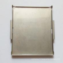 Pièces d'estampage métallique en acier inoxydable sur mesure