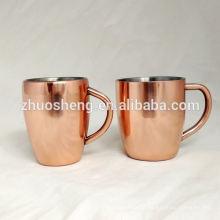 nouveau fabricant quotidienne du tasse café cuivre KB006A