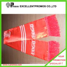 Bufanda de seda promocional de logotipo personalizado (EP-W9170)