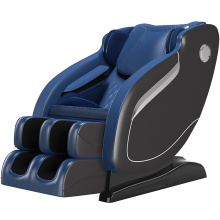 Real Relax MM650 Zero Gravity Massage_Chair Yoga Sofa With SL-Track Stretching Blue tooth Speaker