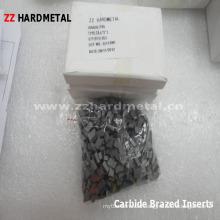 Tungsten Carbide Brazed Turning Inserts
