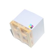 Weißes Notizblock-Büropapier