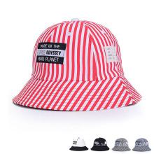 Пользовательские этикетки патч вышитые хлопчатобумажные ведро шляпы (YKY3204)