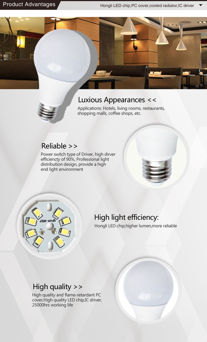 LED BULBS3W-1