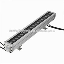 Dongguan OEM & ODM IP68 Aluminium Outdoor LED Lineare Wandscheibe