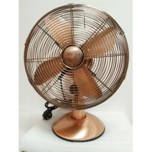 Table Fan-Fan-Metal Fan-Support Ventilateur