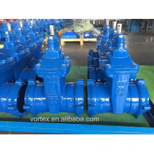 Restrained Double Socket End Gate Valve