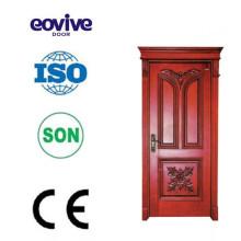 Diseños de puerta de paulownia de China por mayor global
