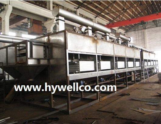 Net Belt Drying Machine
