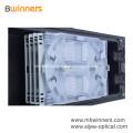 96 Core Inline Rubber Sealing Fiber Optic Splice Closure
