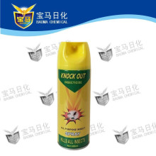 Spray para mosquitos a base de aceite