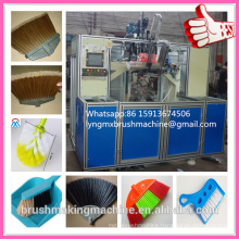 plastic brush making machine