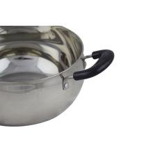 Чаочжоу горшок жемчужина суп из нержавеющей стали и кастрюли
