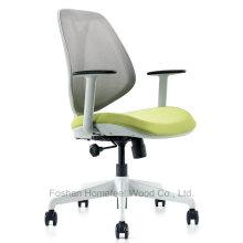 Móveis modernos Mobiliário de baixo para trás giratório Mesh cadeira de escritório com apoio de braços (HF-GT603)