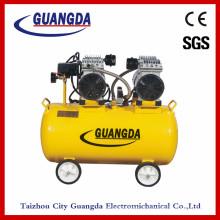 Compresseur d'air sans huile dentaire CE SGS (GDG70)