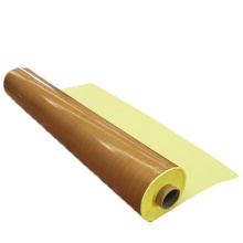 Jumbo roll heat resistant PTFE fiberglass adhesive tape