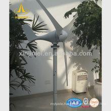 Wind Power Electric Pole