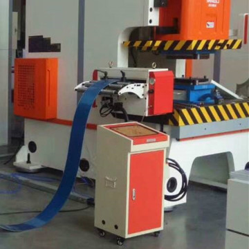 Servo Coil Feeder Machine