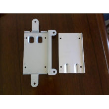 China Manufacturers White Zinc Plated Auto Car Spare Parts for Sale