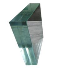 Costo del panel de vidrio laminado templado transparente y tintado