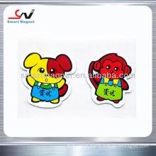 Custom 3d rubber fridge magnets wholesale