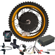 QS 273 8000W 72V96V Brushless Direct Hub Motor Electric motorcycle Conversion Kits