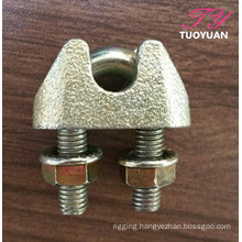 Malleable Iron Clips DIN1142 Wire Rope Clamp
