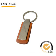 Multi-Funktion herausziehen Leder Schlüsselanhänger mit benutzerdefinierten Logo (Y02165)
