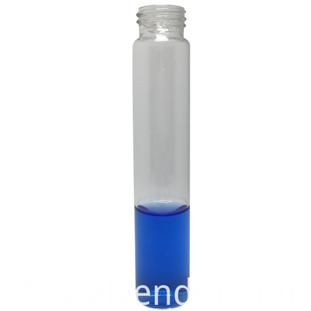 60ml Clear Glass Vial