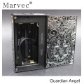Double 18650 Gravure Variable Voltage Vape Box