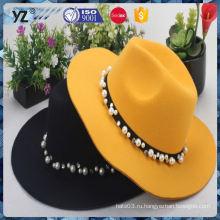 Завод прямых продаж OEM дизайн цветочные шляпы женщин бейсбол разумной цене